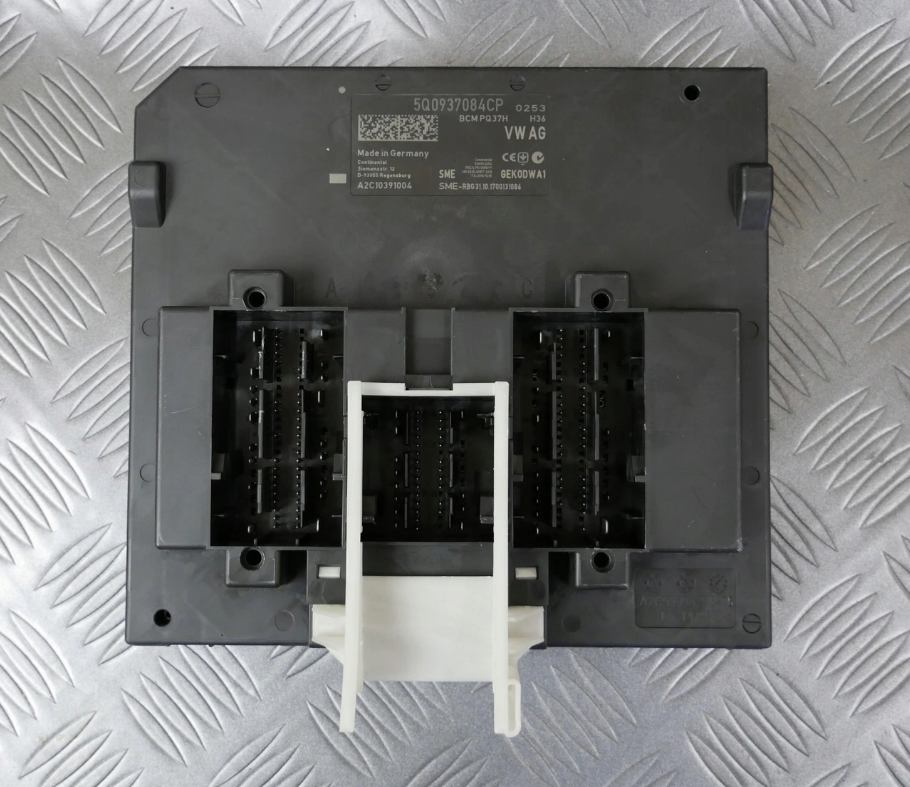 Riadiaca jednotka modul komfortu BCM 5Q0937084CP na VW Audi Seat Škoda