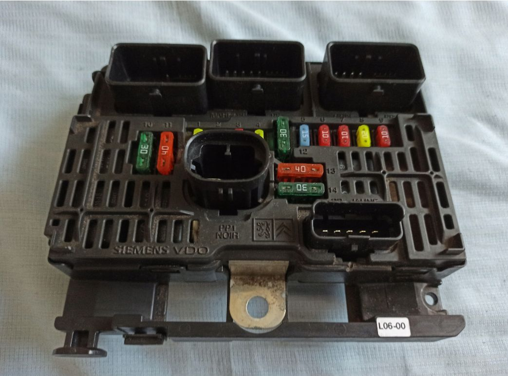 Riadiaca jednotka – modul BSM Peugeot Citroen L06 9657718780 S118983006 K