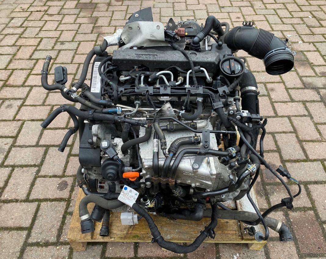 Motor 2,0 TDi CRB CRBC na Škoda Octavia Seat Leon Audi A3 VW Golf