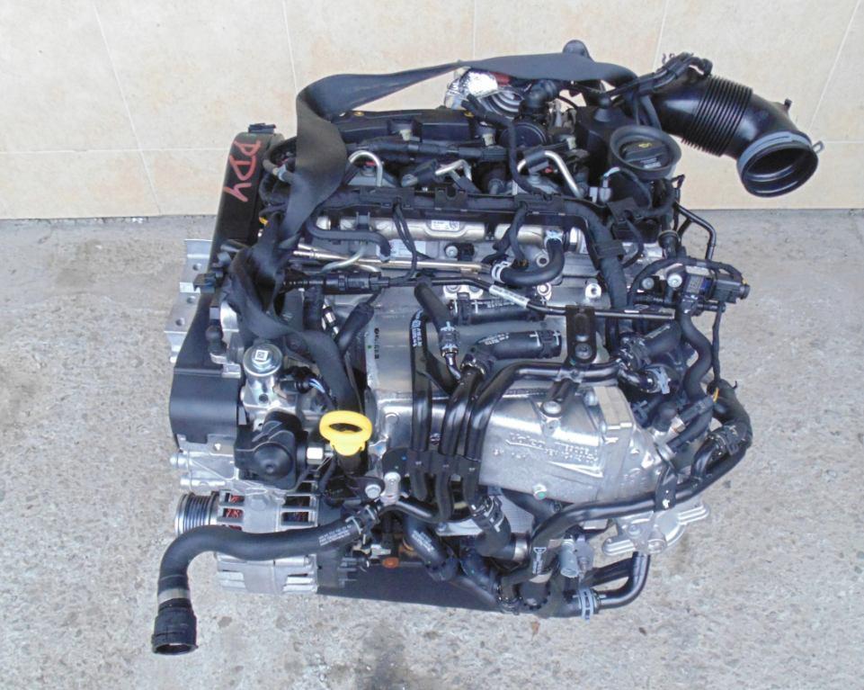 Motor 1,6 TDi DDY DDYA na Škoda Octavia Seat Leon Audi A3 VW Golf