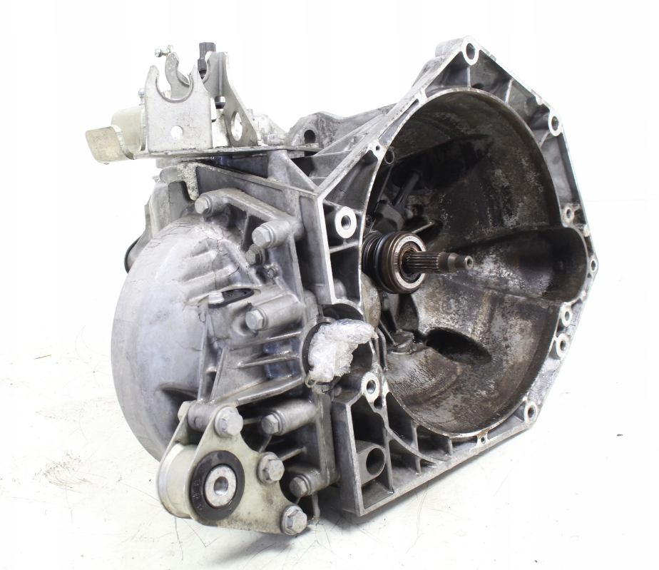 Prevodovka 20GP18 na Fiat Ducato 2,3 JTD Peugeot Boxer Citroen Jumper 2,3 HDi