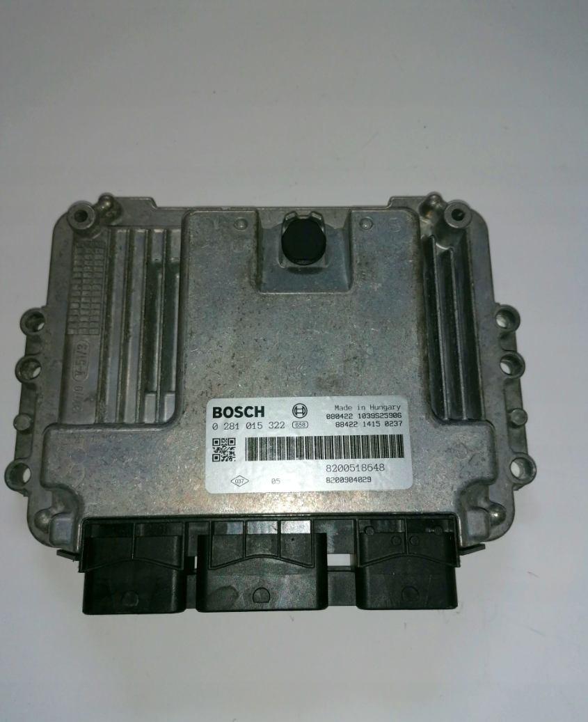 Riadiaca jednotka 0281015322 8200518648 na Suzuki Vitara 1,9 DDiS