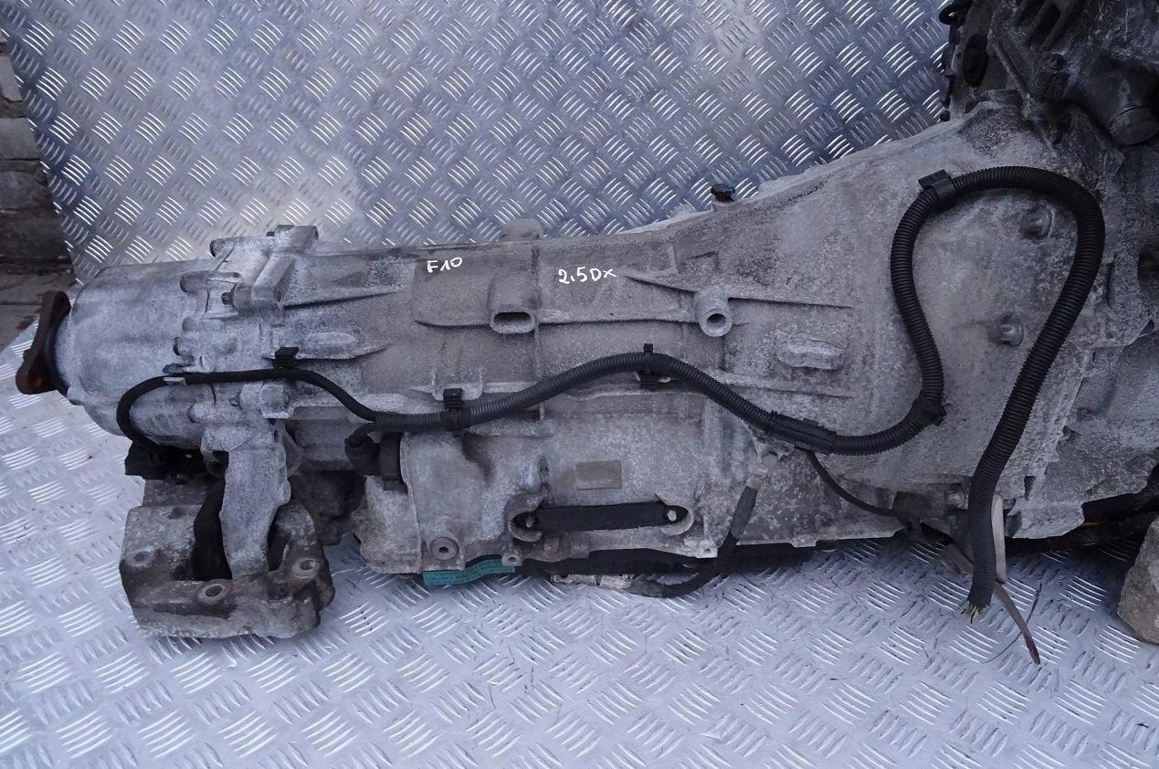 Automatická prevodovka 8HP-45X 7636211 055WM3 na BMW 520xD F10 F11
