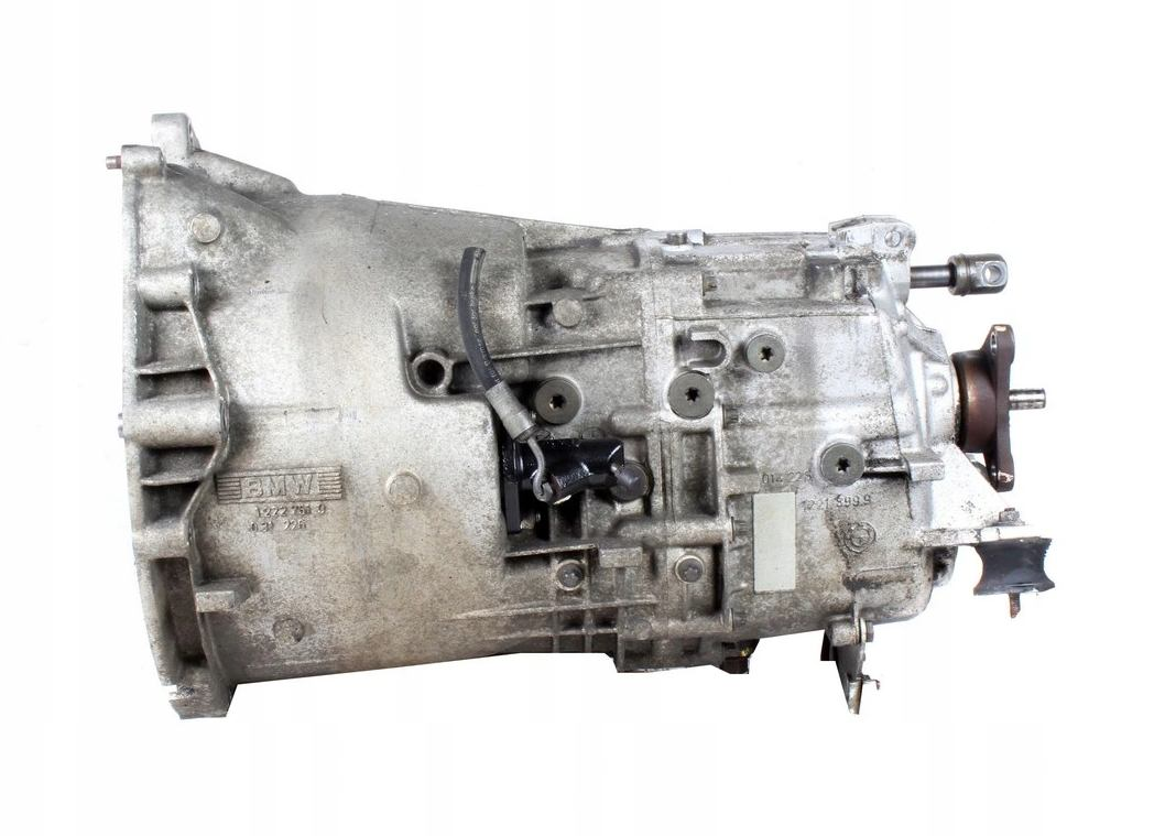 Manuálna prevodovka na BMW 523i 525i 528i E39 1222751 1221899