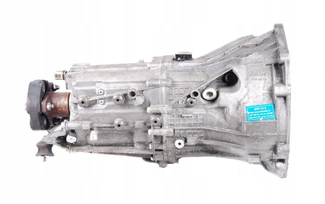 Manuálna prevodovka BMW 120D 320D 520D F2755396