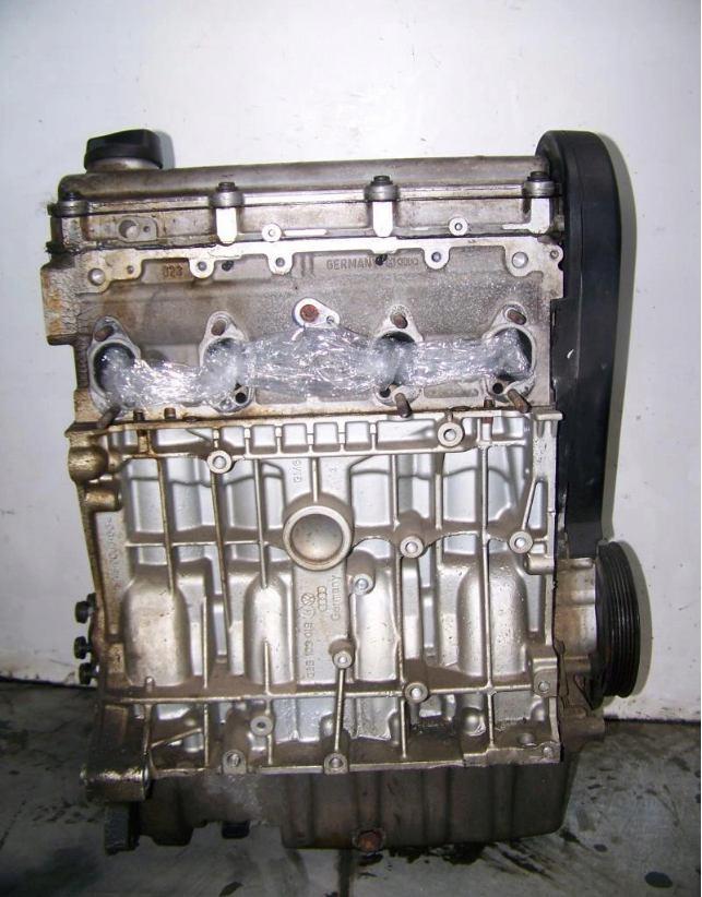 Motor 1,6 8V 75 kW ALZ na Audi A4 VW Passat B5
