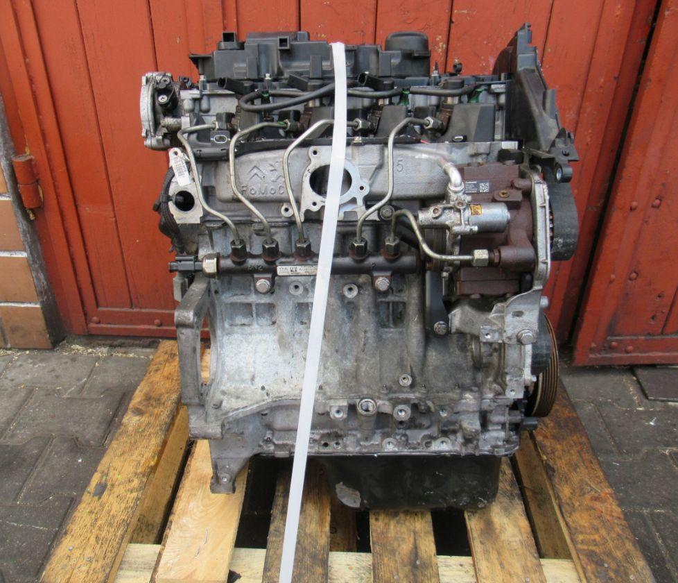 Motor 1,6 TDCi T1BA T1BB T1BC T1WA T1WB 85 kW na Ford Mondeo S-Max Volvo 1,6D D4162T