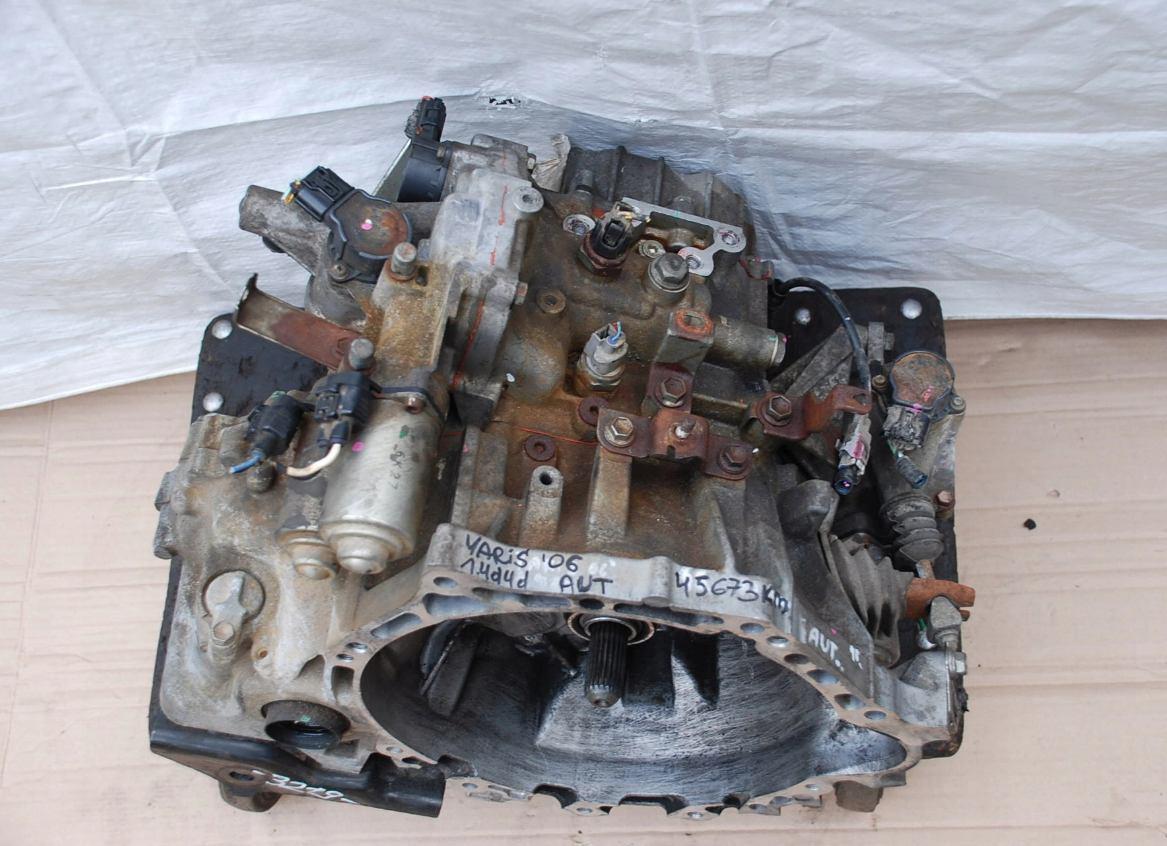 Automatická prevodovka Toyota Yaris 1,4 D4D 2006 - 2009
