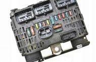 Riadiaca jednotka modul BSM Peugeot 307 Citroen C4 L04 9657718580 S118983004L