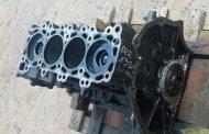 Blok motora 2,5 Di YD25 98 kW na Nissan Navara D22 NP300