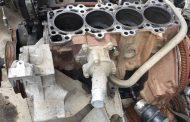 Blok motora 2,5 dCi YD25DDTi na Nissan Navara D40 Pathfinder