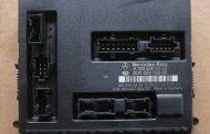 Riadiaca jednotka modul komfortu BSI Mercedes A W169 A1695456332